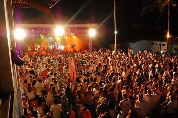 Reveillon em Morro de São Paulo - Bahia