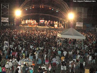 Carnaval atrai turistas para Gamboa