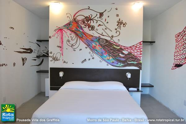 Pousada Villa dos Graffitis