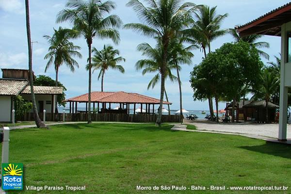 Village Para U00edso Tropical