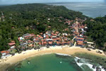 First beach - Morro de Sao Paulo
